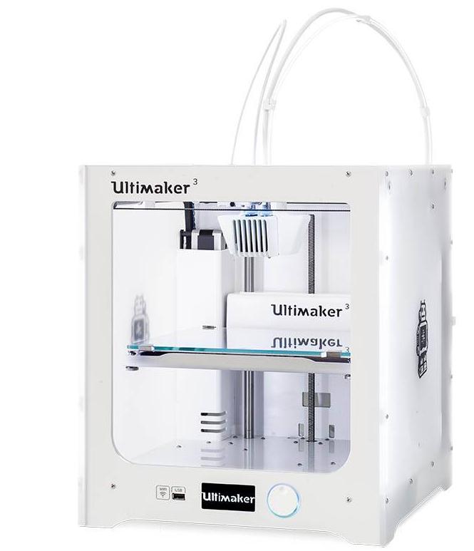 3D tiskárna - využití lisovacích šroubů