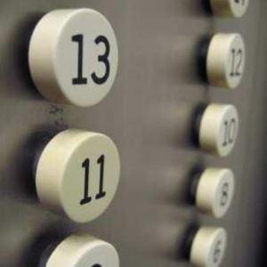 E6 pant pro servisní dvířka ovládání ve výtahu