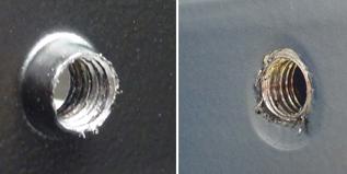 Flowdrill versus nýtovací matice