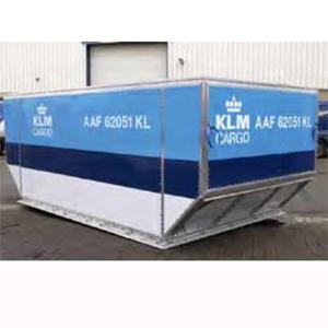 M-Grip spoje konstrukce kontejneru