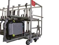 Přepravní vozíky a zařízení