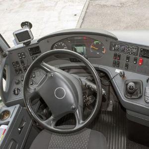 Držák monitoru (AV) v navigaci