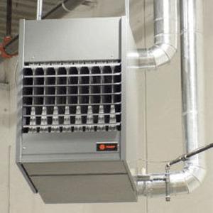 zařízení na ohřev vzduchu