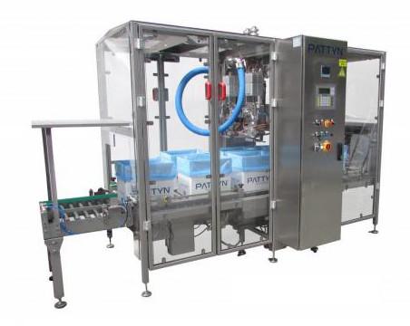 Hliníkový pant v balícím stroji