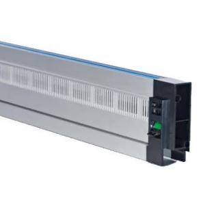 řízení regulace vzduchu pomocí pružné opěrky