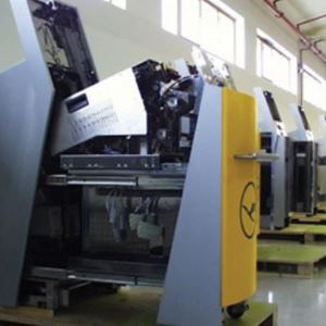 Teleskopické výsuvy typ 5517-50 v automatu