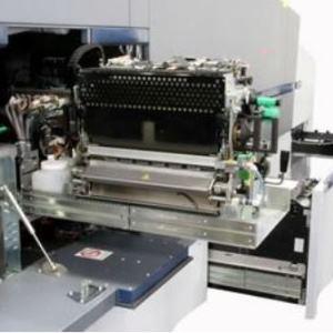 Teleskopický výsuv typ 5417 v digitalní tiskárně