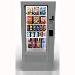 Pajíné prvky v řídící desce občerstvovacího automatu