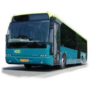 uzavření tankovací nádrže autobusu