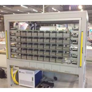 elektromechanický uzávěr ve výdeji nářadí