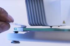 lisovací šrouby v 3D tiskárně