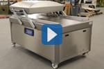 Trhací nýty v balícím stroji