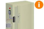 Osvědčený systém - Elektromechanické uzávěry