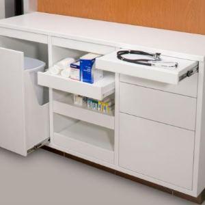 geleider ladegeleider 3832TR medische kast